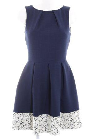 Closet Abendkleid dunkelblau Elegant