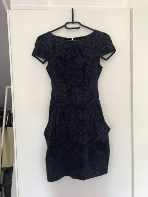 Closet Cocktail Dress dark violet-dark blue