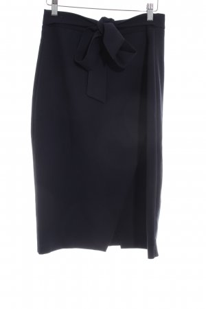 Closet Pencil Skirt dark blue casual look