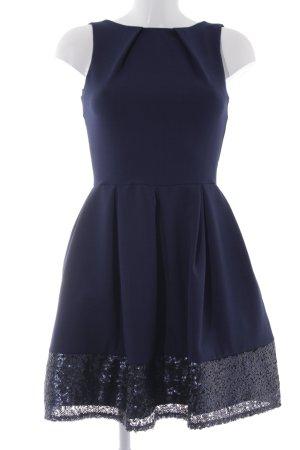 Closet Etuikleid dunkelblau Elegant