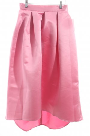 Closet High Waist Rock pink Eleganz-Look