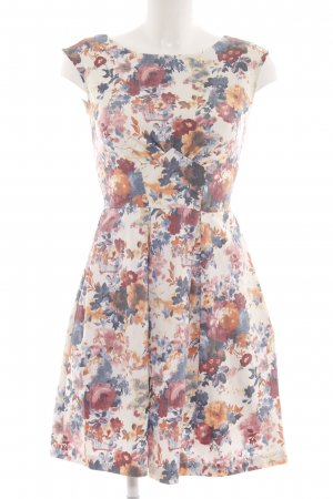 Closet Denim Dress allover print elegant