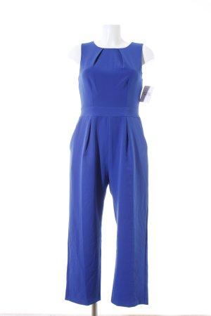 Closet Jumpsuit blau Business-Look