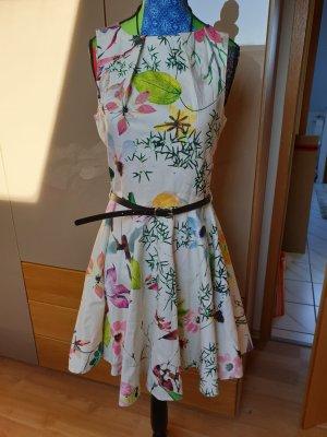 Closet A-lijn jurk veelkleurig