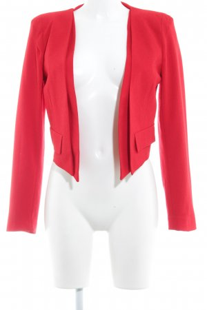 Closet Kurz-Blazer rot Business-Look
