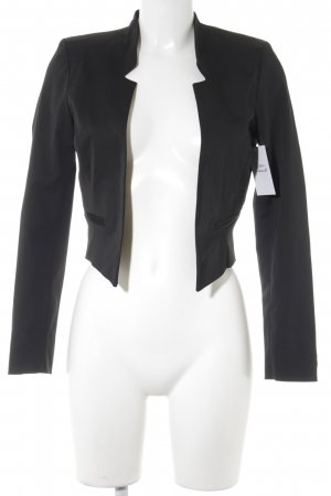 Closet Short Blazer black business style