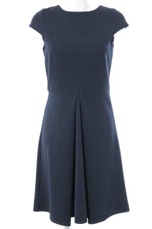 Closet Kurzarmkleid dunkelblau Elegant
