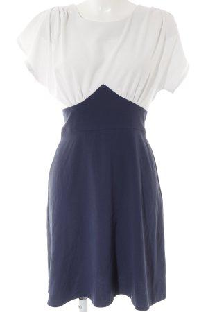 Closet Kurzarmkleid mehrfarbig Casual-Look
