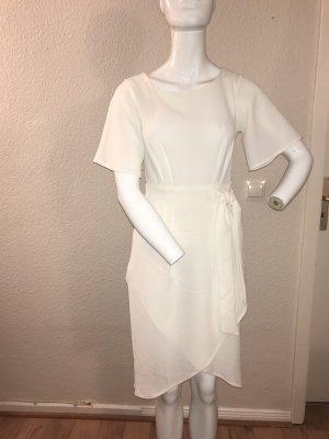 Closet London Kleid 8 38 / 40 weiß ungetragen