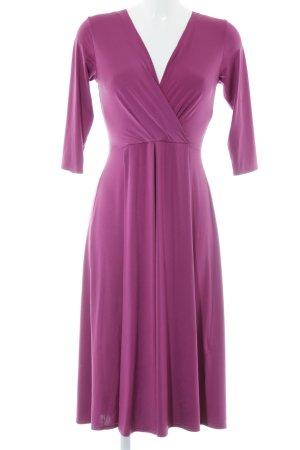 Closet Midikleid violett Elegant
