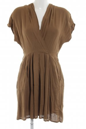 Closet Mini Dress bronze-colored casual look
