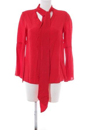 Closet Schlupf-Bluse rot