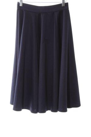 Closet Skaterrok blauw-donkerblauw elegant