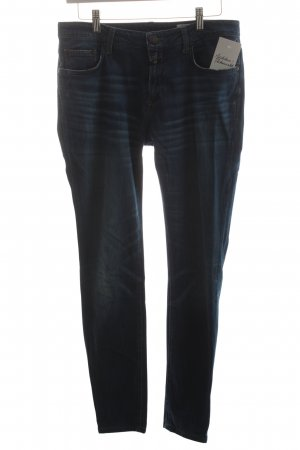 Closet Skinny Jeans kornblumenblau Casual-Look