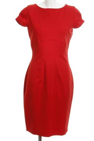 Closet Stretchkleid rot Elegant