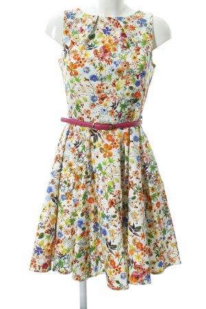 Closet Trägerkleid Blumenmuster Romantik-Look