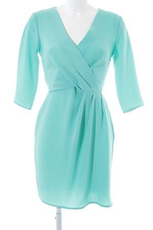 Closet Robe portefeuille turquoise style extravagant
