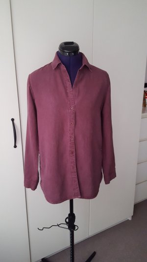 Cloth & Stone purple shirt tunic with side buttons and XS size