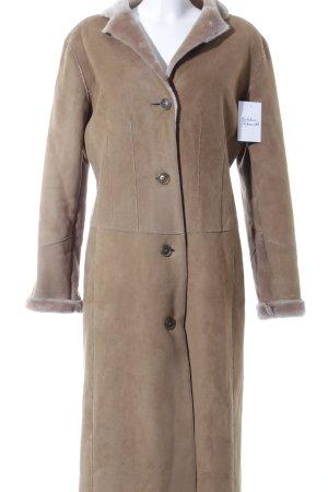 Clothcraft Wintermantel camel-beige klassischer Stil