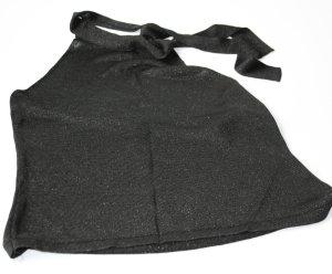 Clothes Sexy Schwarze Rückenfrei Tops Gr.40