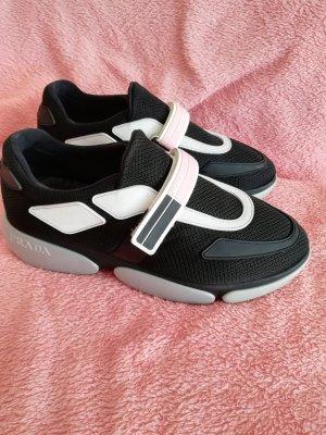 Cloudbust Sneakers Prada Black