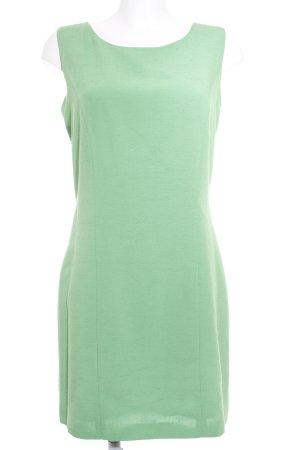 Cloumod Kurzarmkleid grün schlichter Stil