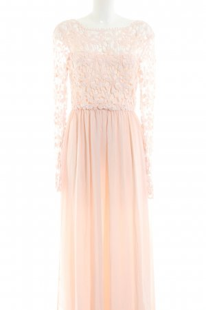 Club L Abendkleid creme Elegant