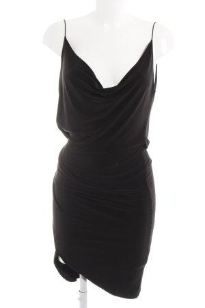 Club L Minikleid schwarz Elegant