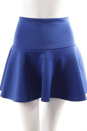 Club L Minirock blau