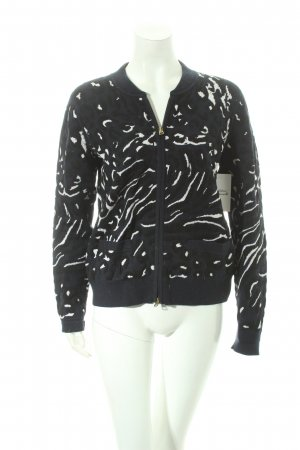 Club monaco Strickjacke Animalmuster Casual-Look