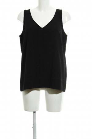 Club Monaco Strappy Top black simple style