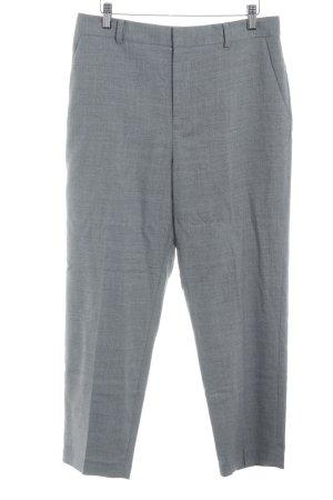 Club Monaco Pantalon en laine gris moucheté style d'affaires