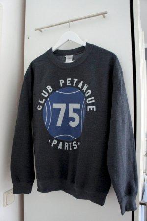 """""""Club Petanque Paris""""-Pullover von Rad.co"""