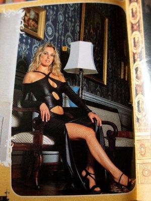 Clubkleid sexy Abendkleid von Résille Modell Depose