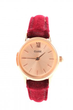 Cluse Analog Watch multicolored simple style