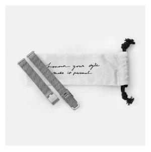 CLUSE Armband für Uhr - silber - La Vedette Strap Mesh Silver