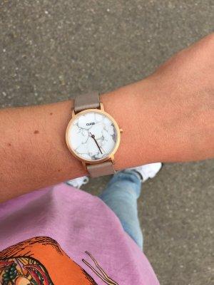 Cluse Armbanduhr Marmorlook