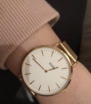 CLUSE - Gold Uhr - Edelstahl