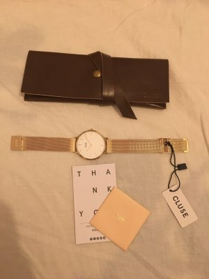 Cluse Watch rose-gold-coloured