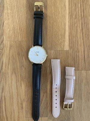 Cluse Minuit Gold mit zwei Armbändern