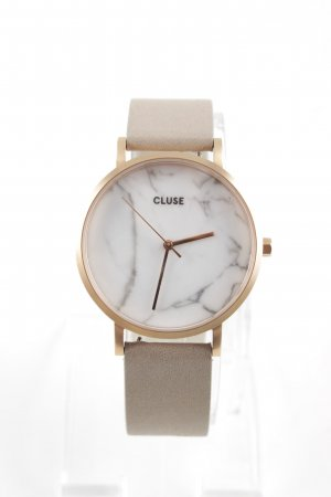 Cluse Watch With Leather Strap multicolored urban style