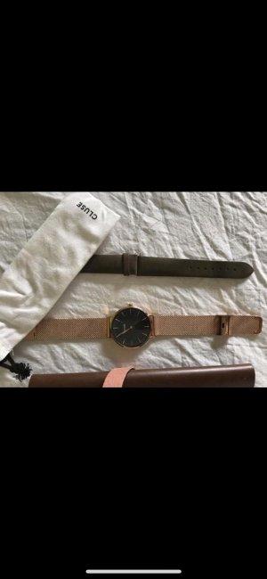 Cluse  Uhr mit Wechselarmband