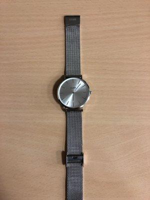 Cluse Uhr silber