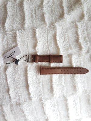 Cluse Uhrenarmband Leder NEU