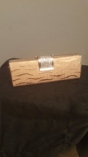 & other stories Clutch silver-colored-gold-colored