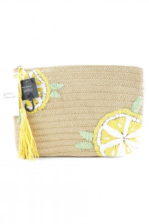 Clutch abstract patroon Beach-look