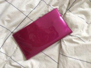Clutch Asos Pink Metallic