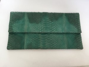Clutch dark green-green