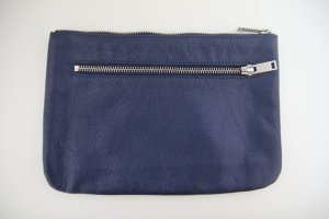 Clutch aus Leder COS