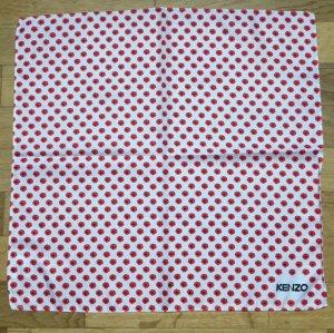 Paule ka Clutch light pink silk